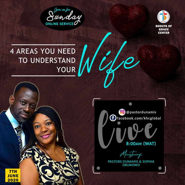 4 Areas You Need To Understand Your Wife