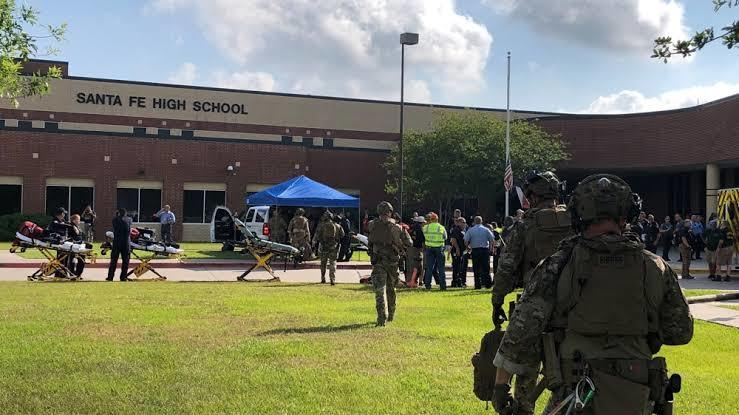 Student Shot in the head during the Santa Fe School Shooting survives miraculously