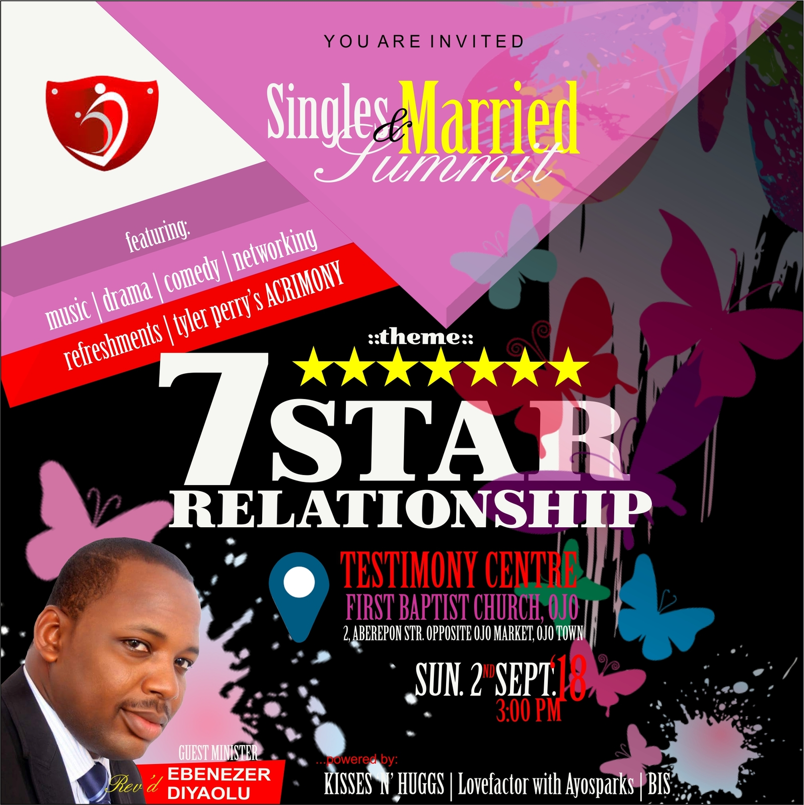 SINGLES AND MARRIED SUMMIT 2018